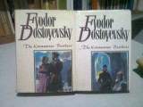 THE KARAMAZOV BROTHERS - F.M. DOSTOIEVSKI 2 VOLUME IN LIMBA ENGLEZA