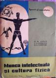 Munca intelectuală și cultura fizică
