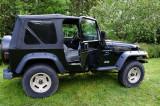 Jeep wrangler 4.0L Sport, Benzina