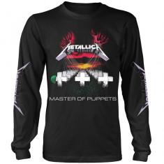 Tricou Maneca Lunga Metallica: Master Of Puppets