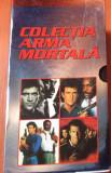ARMA MORTALA / LETHAL WEAPON - Colectia Completa ( 1- 4 ) - Film Caseta VHS
