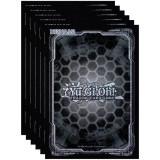 Accesoriu Yu-Gi-Oh! Dark Hex Card Sleeves (50 Pack)