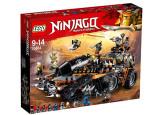 LEGO Ninjago - Dieselnaut 70654