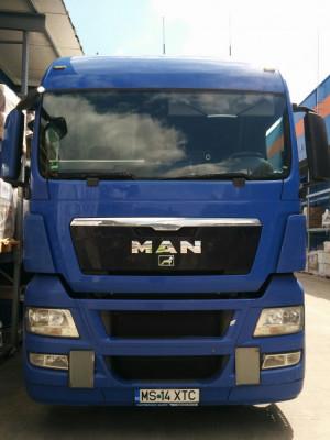 Cap tractor MAN TGA 18 440 Euro 5 foto