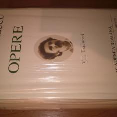 Marin Sorescu - Opere VII - Traduceri (Academia Romana; FNSA; Univers Enc. 2007)