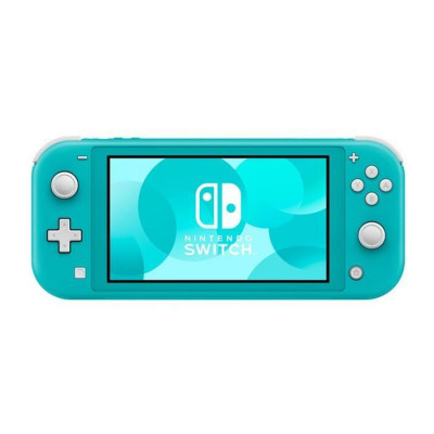 Consola Nintendo Switch Lite Turquoise foto