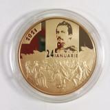 Medalie Unirea Romaniei Alexandru Ioan Cuza 24 ianurie 1859
