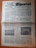 Sportul 12 octombrie 1981-combinatul poligrafic al 13 lea titlu la oina