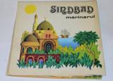 Carte veche 3D pentru copii - Sindbad Marinarul - 1980