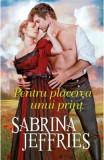 Pentru placerea unui print - Sabrina Jeffries