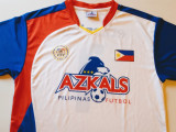 Tricou fotbal - Nationala de Fotbal din FILIPINE