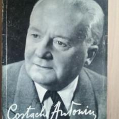Costache Antoniu- Al. Popovici