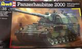 Macheta pentru montat Panzerhaubitze 2000 1/35. Nou!
