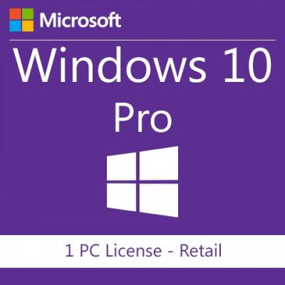 LICENTA Windows 10 Pro 32/64bit RETAIL! foto