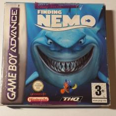 Joc Gameboy Advance Disney PIXAR Finding Nemo