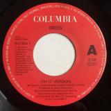 "Bros - Try (1991, Columbia) Disc vinil single 7"""