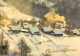Carte postala Bucovina SV162 Plesa - Mare iarna o picatu