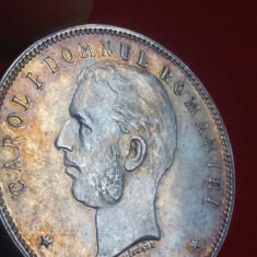 5 lei 1866 1906