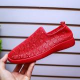 Pantofi sport Maroci rosii -rl