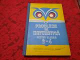 PROBLEME DE MATEMATICA PENTRU CLASELE 2-4 CARBUNARU RM3