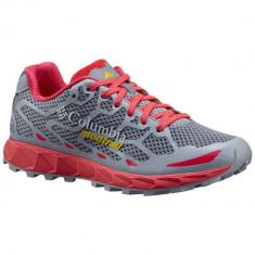 Pantofi Femei Alergare Columbia Rogue Fkt, 40, Gri