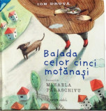 Balada celor cinci motanasi   Ion Druta