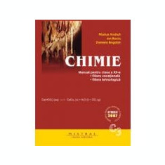 Manual Chimie C3 pentru clasa a XII-a