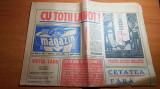 "magazin 1 martie 1969-articol despre votarea din 2 martie "" cu toti la vot """