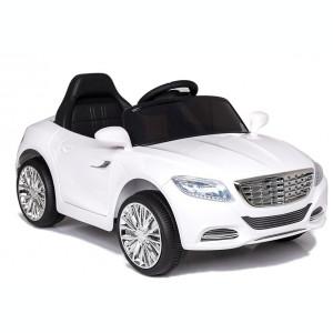 Masinuta electrica Ride On S2188, alb