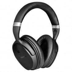 Casti audio bluetooth ANC F71 Kruger & Matz, 40 mm, 10 m