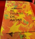 JURNAL PE FRUNZE DE ARTAR CORNELIU FLOREA T