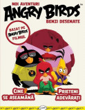 Angry Birds. Benzi desenate