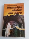 RODICA OJOG BRAȘOVEANU - DISPARIȚIA STATUII DIN PARC