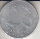 Moneda 1000 lei, Romania, 2003, Aluminiu