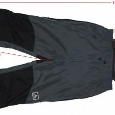 Pantaloni schi Vaude, Stretch, ventilatii, bretele, barbati, marimea S
