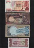 Set #25 7 bancnote de colectie 1909 - 1993, Africa