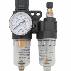 Reductor cu filtru de apa si ulei, pneumatice ADLER AD-FRL MA0173.4