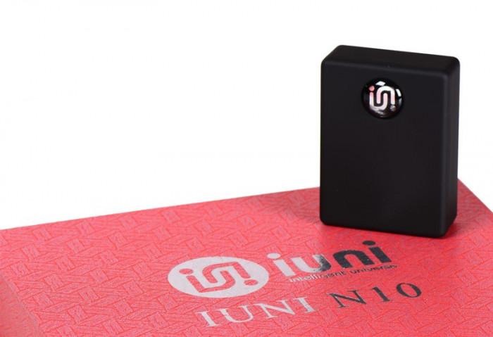 Microfon Spion iUni N10, GSM, Activare Vocala