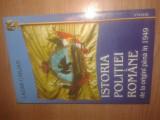 Istoria Politiei Romane de la origini pana in 1949 - Lazar Carjan (Vestala, 2000