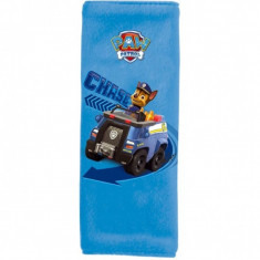 Protectie centura de siguranta Paw Patrol Eurasia, 20 x 8 cm, Albastru