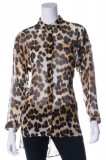 Bluza leopard Zara
