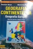 Geografia continentelor manual clasa a VI-a, Teora, 1999