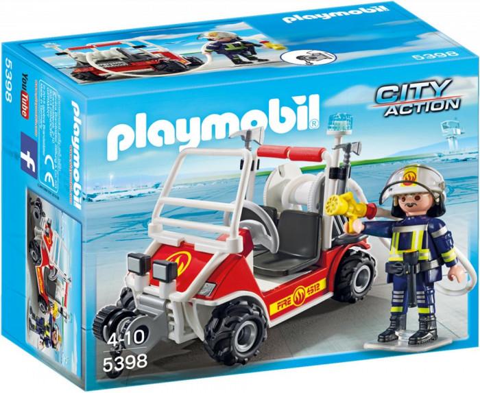Vehicul De Pompieri