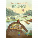 Bine ai venit acasa, Bruno! PlayLearn Toys