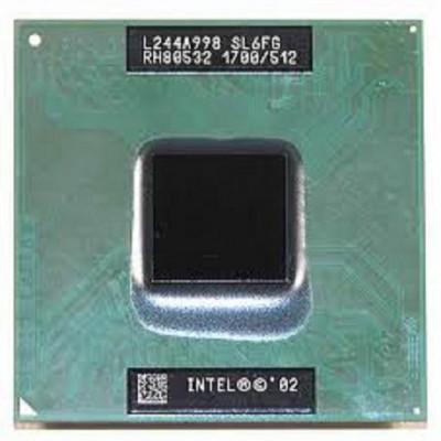 Procesor laptop folosit Intel Mobile Pentium 4-M 1.7 GHz SL6FG foto