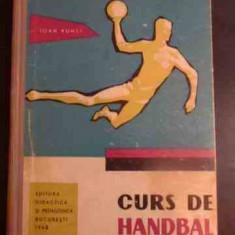 Curs De Handbal - Ioan Kunst ,543992