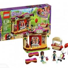 Lego Friends – Spectacolul din parc al Andreei (41334)