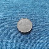 1 Deutsche Mark 1980 F Germania marca RFG
