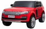 Cumpara ieftin Masinuta electrica Premier Range Rover Vogue HSE, 12V, 2 locuri, roti cauciuc EVA, scaun piele ecologica, rosu