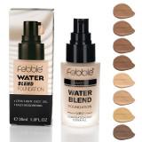 Fond de Ten Febble Water Blend Makeup, 8 nuante